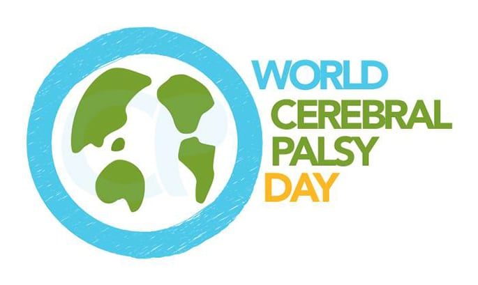 World Cerebral Palsy Day's logotyp