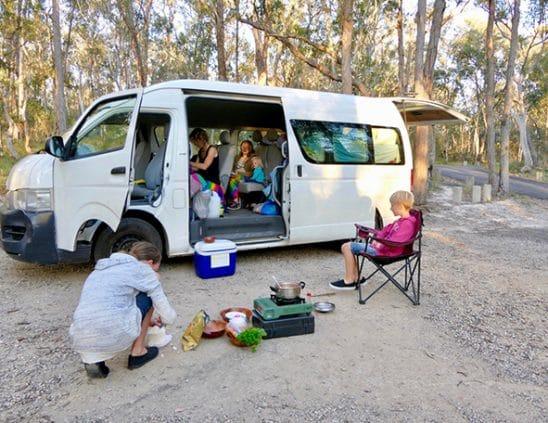 AUS Middag i Outback 2017