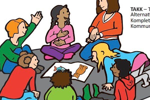 Lära tecken i grupp