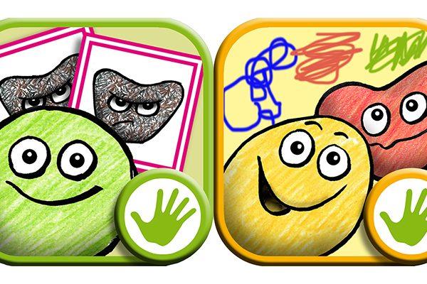 Puffarna - appar för att prata om känslor